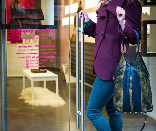 Sienna Ray pop-up window details