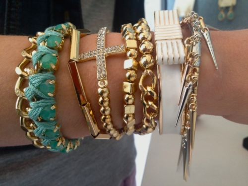 Arm Candy at Betty's Pop Up Shop