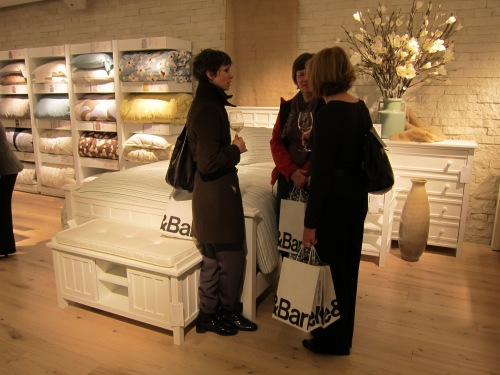 Crate & Barrel Preview Party