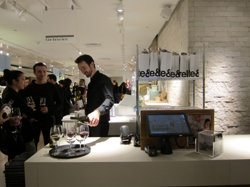 Crate&Barrel Vancouver Preview Party - Bar