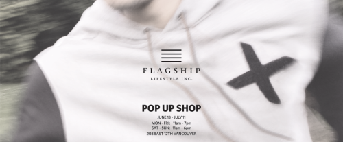 Flagship Pop Up Store