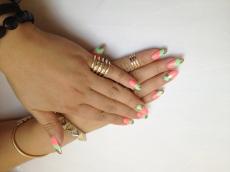 Hot nails!