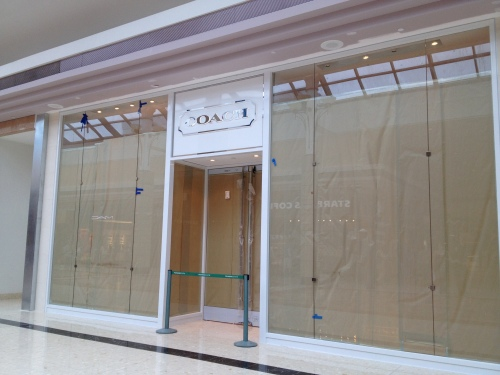 Coach to Open at Richmond Centre