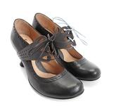 bellevues mollie johnson - black & grey