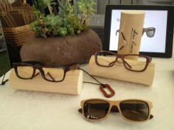 Sire's Crown eco-eyewear