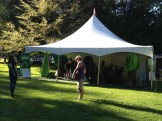 TD invited festival goers to put their actions toward planting a tree