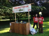 EP!C's fabulous Zero Waste Stations