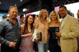 Vicente Smith, Frances Hui, Lindsay Causey, Reiko Mackenzie & Kevin Lorag