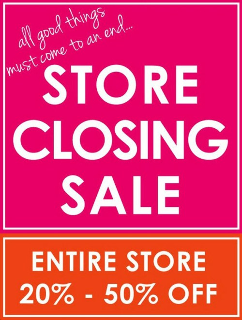Ishara Closing Sale