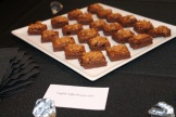 English Toffee Brownies (gluten free) by Private Chef Sean Bone