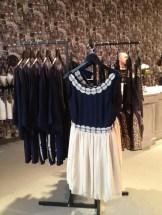 TFNC Nanna Pearl Neck Bottom Dress, $139.99