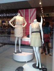 Window Display at The British Look