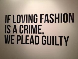 I'm sure we all plead guilty!