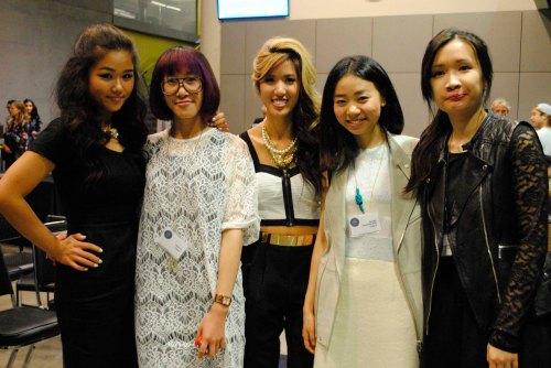 Sophia Kim, Chloe Liu, Emily Kan