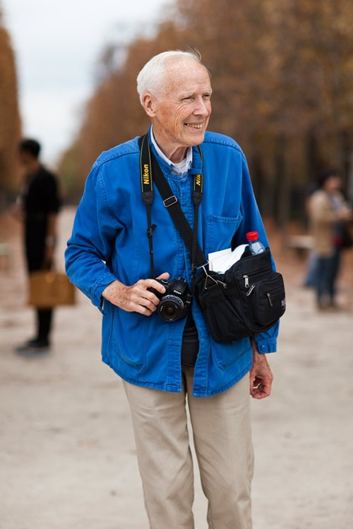 Image from TheSartorialist.com