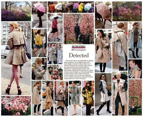 Bill Cunningham New York Times - Detected
