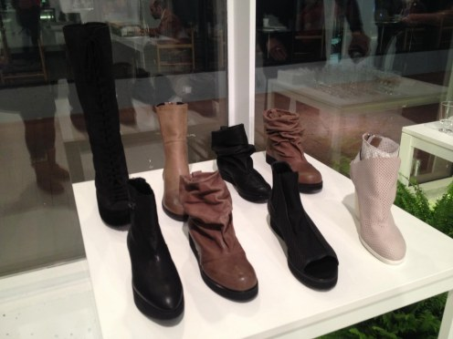 Great selection of footwear