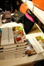 Table merchandising