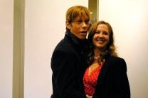 Mackenzie Gray and friend