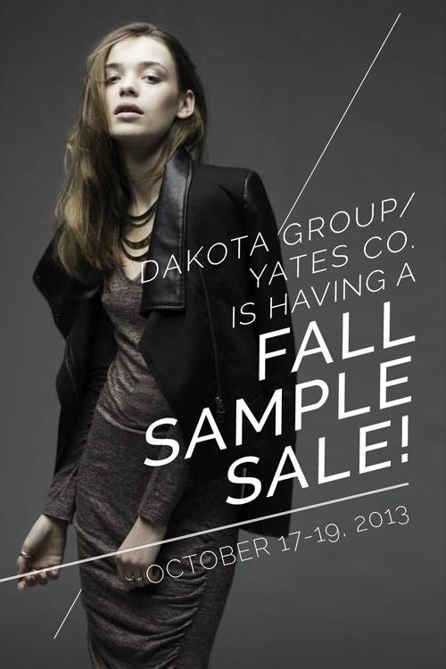 Dakota Group Sale - Fall 2013