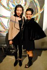 VCAD student Lily Li and Miranda