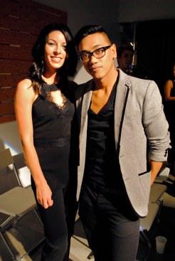 Designers Tira Hummelle and Darius John