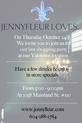 Jennyfleur Final Party