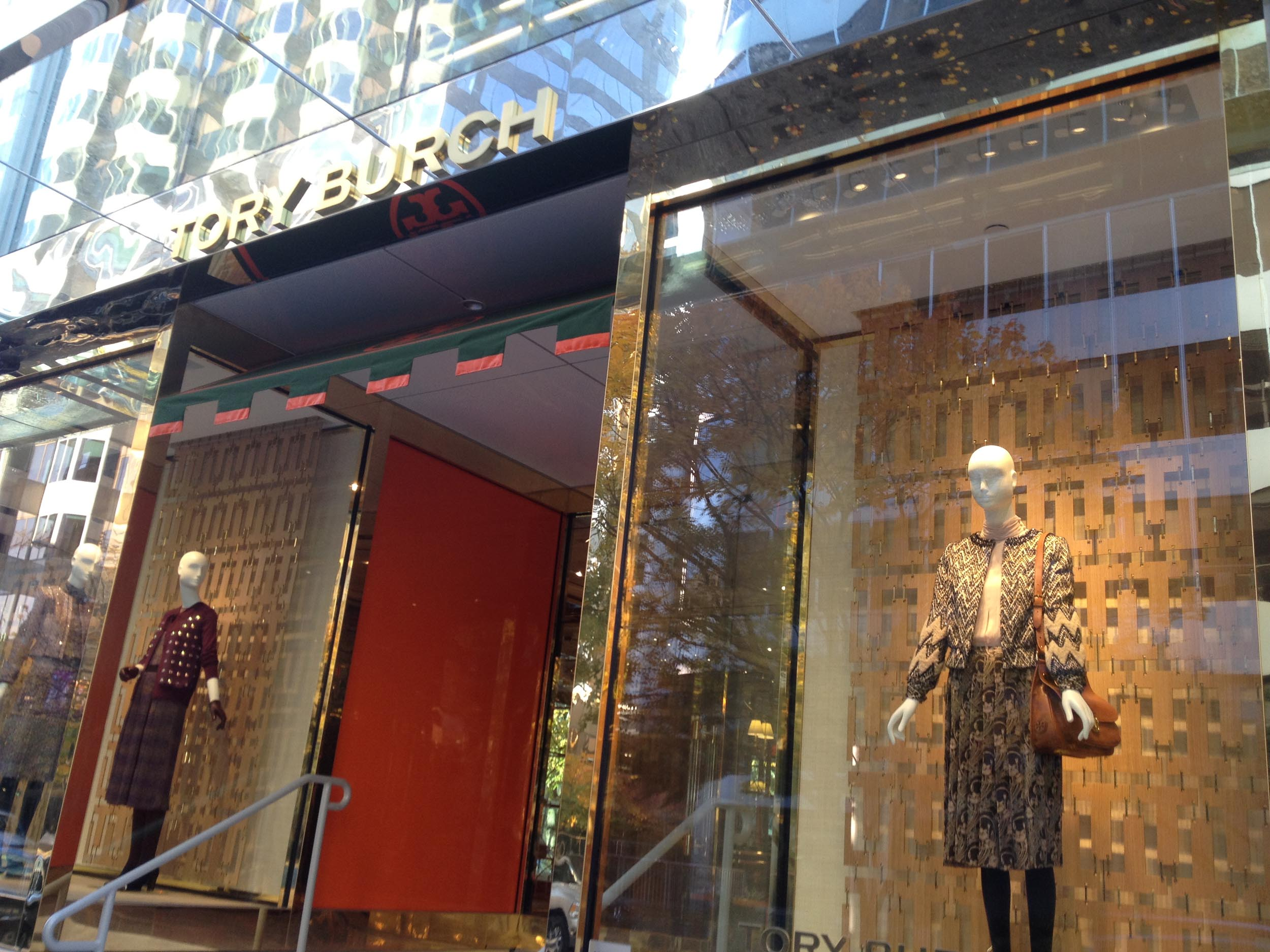 Tory Burch Opens First Standalone Store In Vancouver