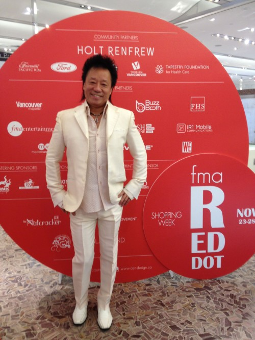 FMA and RedDot producer Andy Chu