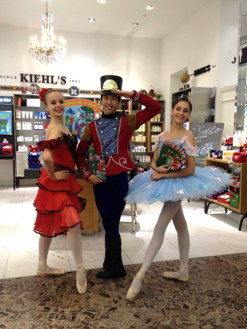 Goh Ballet Nutcracker performers
