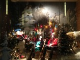 Holt Renfrew holiday windows