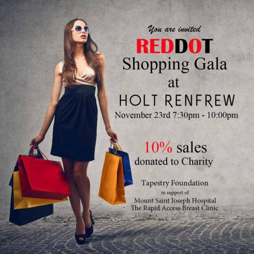 Reddot shopping gala