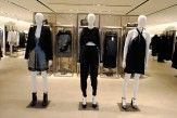 Front entrance display at Zara Woman