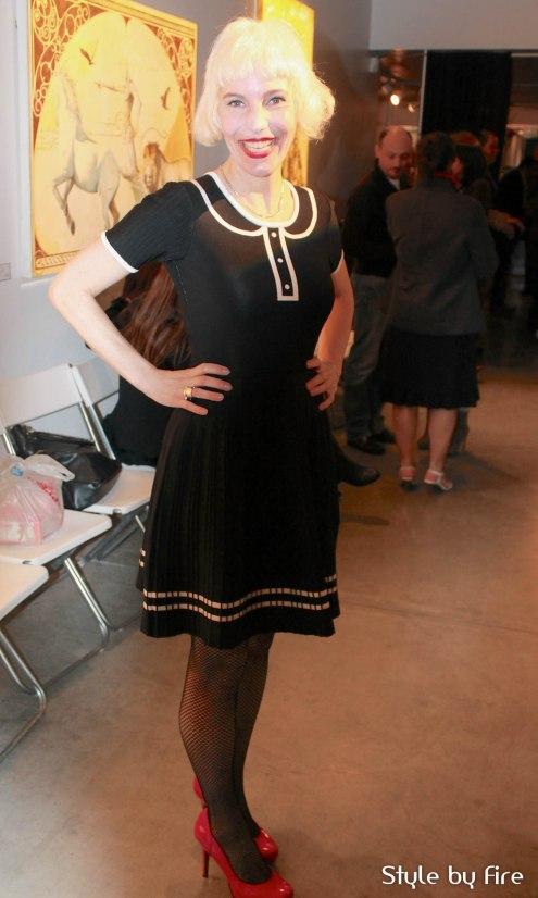 Angela Krewenchuk of Fashion Anthropologist